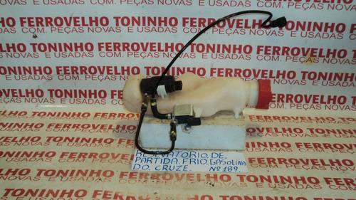 reservatório combustivel gasolina gn cruze 2011