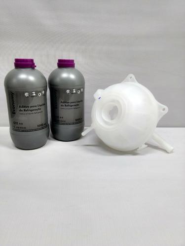 reservatório de água radiador g5/g6 +tampa+ aditivo