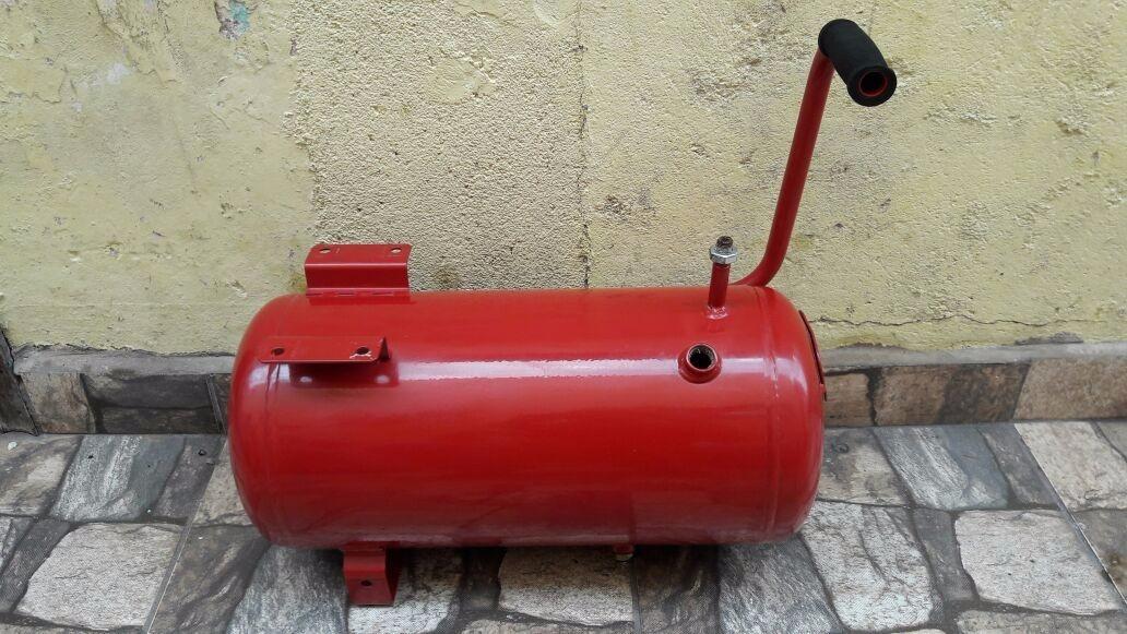 76c90a756ae reservatório de ar 24 litros p  compressor usado. Carregando zoom.