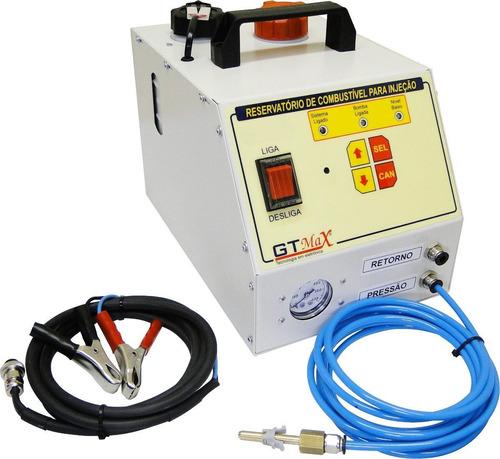 reservatório de combustível para motos injetadas - tecnofusi