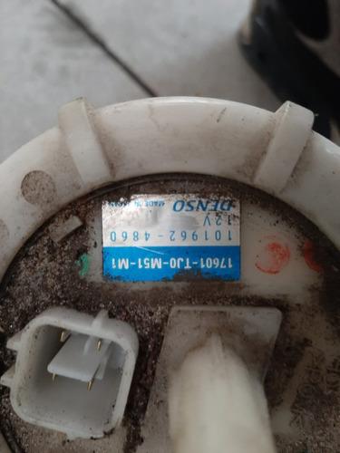 reservatório gasolina partida a frio honda city 2013