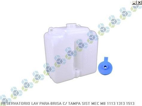 reservatório limpador de parabrisa mb 1113 85/... c/ tampa