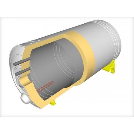 reservatório térmico 1.000 litros (boiler) - soletrol