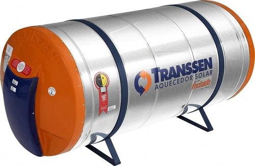 reservatório térmico 1.000 litros (boiler) - transsen