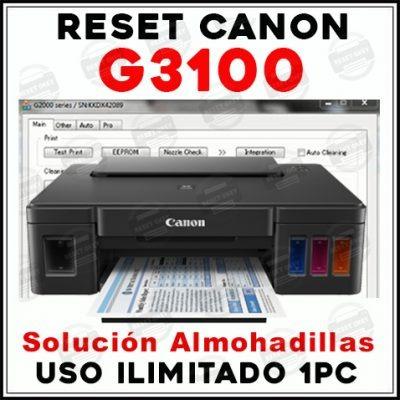 reset canon v5103 repara error 5b00 5b02 1700 almohadillas