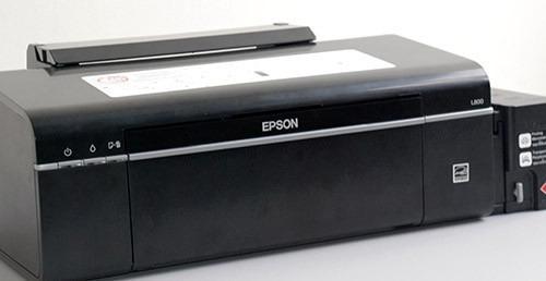 Reset De Tinta Epson L100, L110, L200, L210, L355, L555