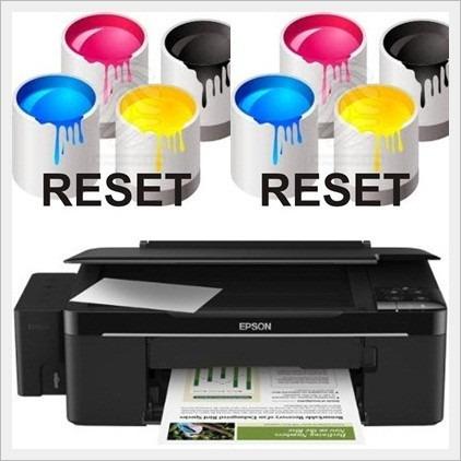 reset de tintas epson l200 l210 l800 l110 l355 ilimitado