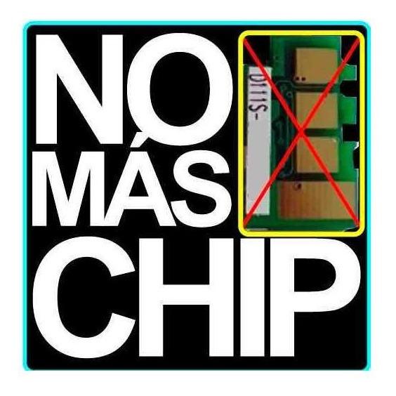 Reset Desbloqueo Para Xerox 3020 No Mas Cambios De Chips