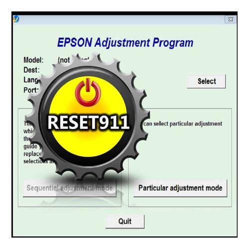 reset epson desbloqueador l110 l200 l210 l355 l555 l800