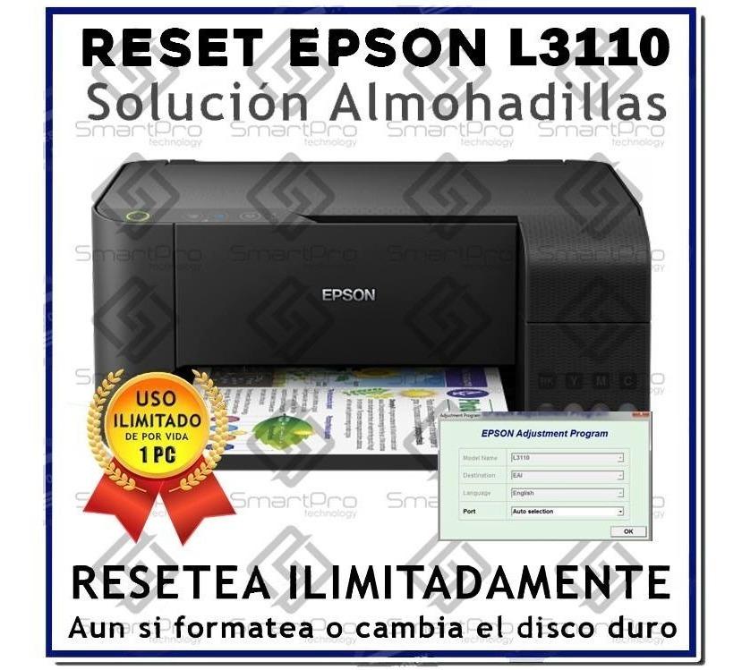Energian Saasto—These Reseteador Epson L4160