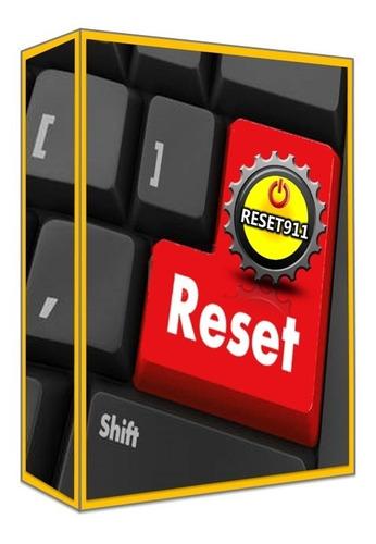 reset epson l375 l475 desbloqueo almohadillas envio gratis