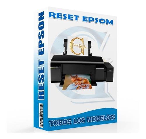 reset epson l380 l395  l3110 l3150 l4150 xp-241 xp-441 etc..