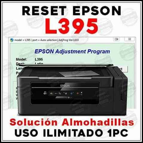 download software epson impressora l395