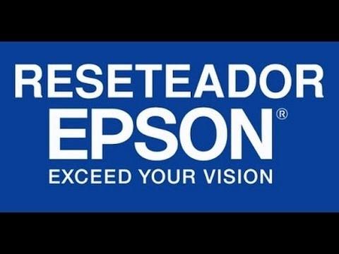 Reset Epson R200 R230 R300 R310 R1800 Error Almohadillas