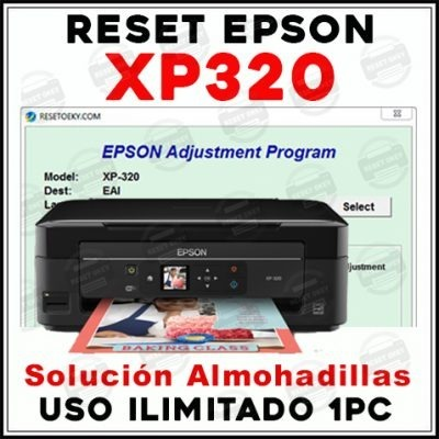 Reset Epson Xp440 Xp340 Xp446 Xp241 Xp441 Xp245 Xp214 Xp311