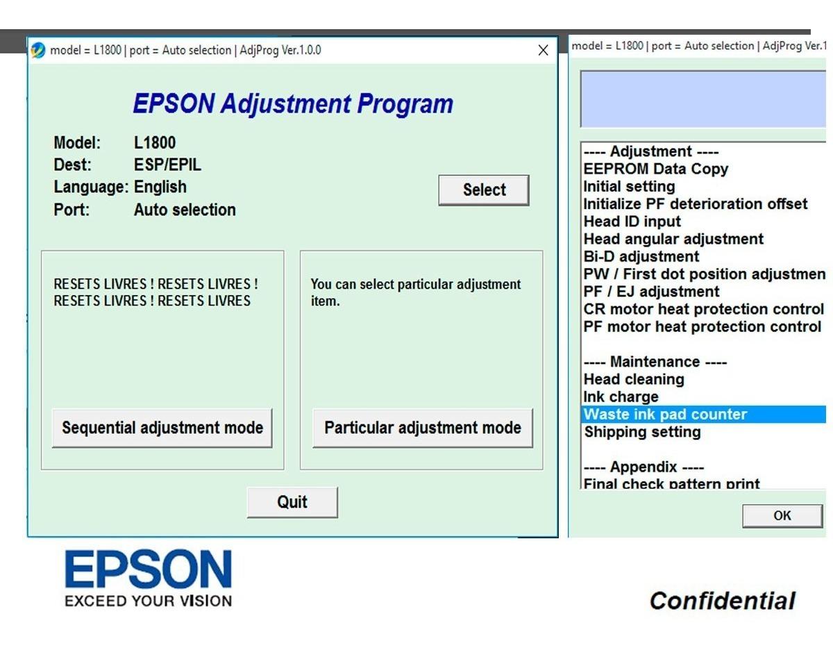 Reset Epson Xp520 Xp620 Xp625 Xp720 Xp760 Xp820 Xp860