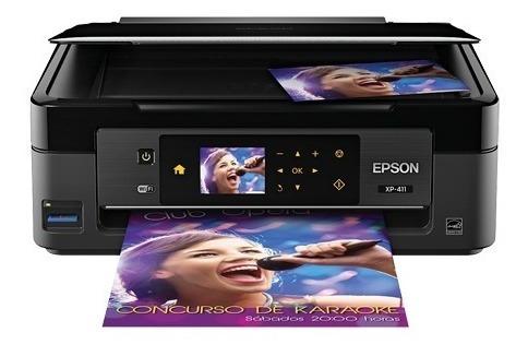 reset impresora epson xp211 xp310 xp411 almohadillas