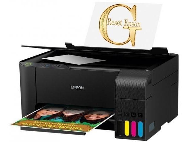 Reset Impresora Multifuncion Epson L3110 Uso Ilimitado