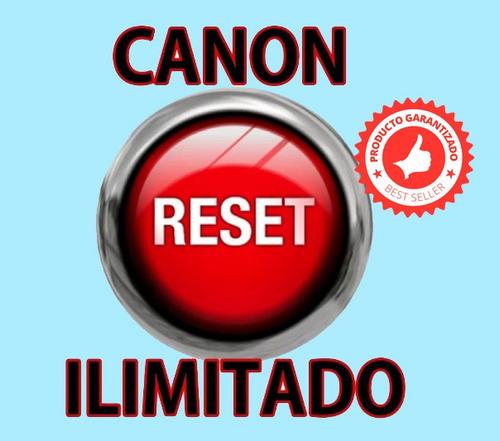 reset impresoras canon g1100 g2100 g3100 g4100 error 5b00