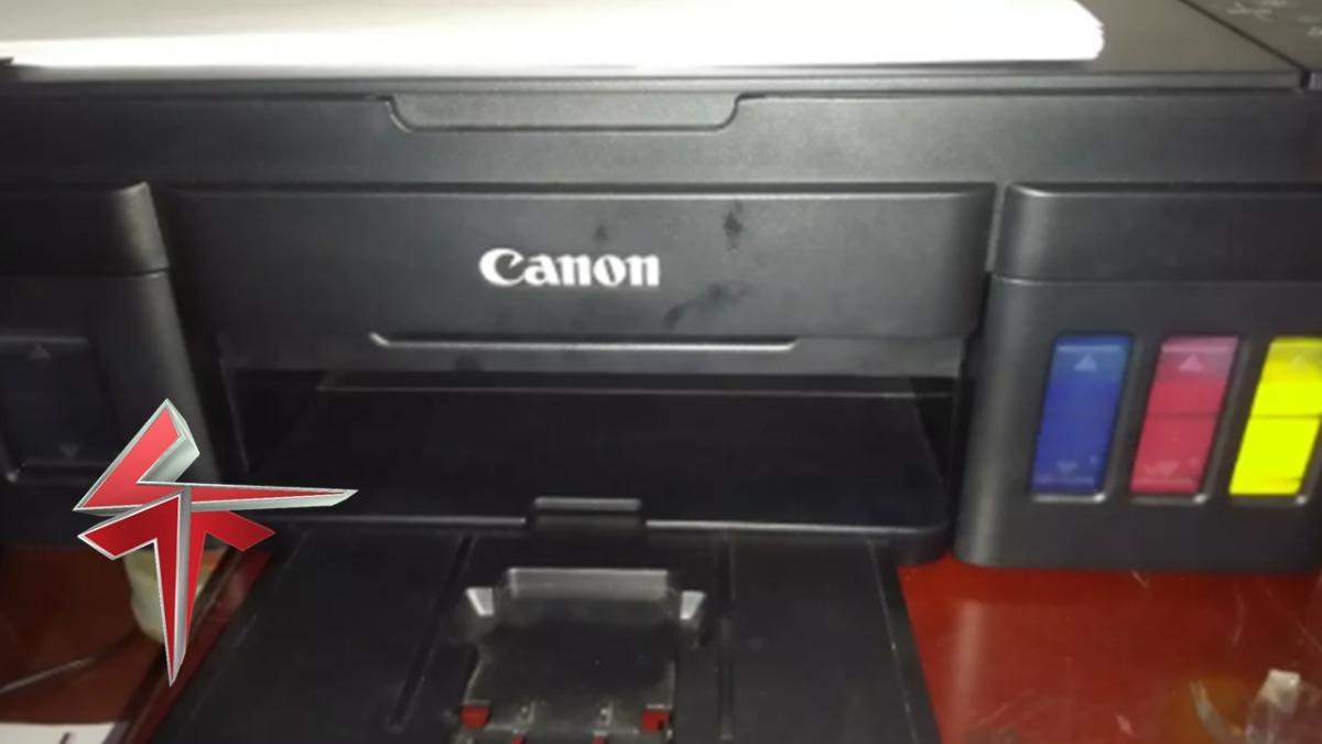 Reset Para Canon (ilimitado) G3100 Erro 5b00 Atualizado 2019