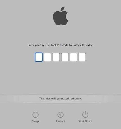 reset pin 6y 4 dígitos , reparación apple macbook, imac air
