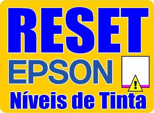 Reset De epson L555 manual quest