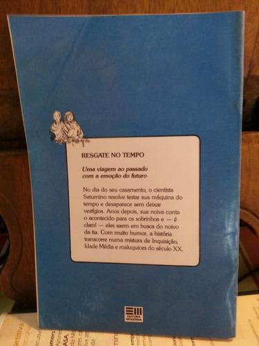 resgate no tempo - silvia cintra franco - coleção veredas