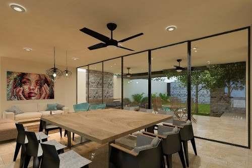 residencia 1 piso  en venta privada solasta, temozón, preventa
