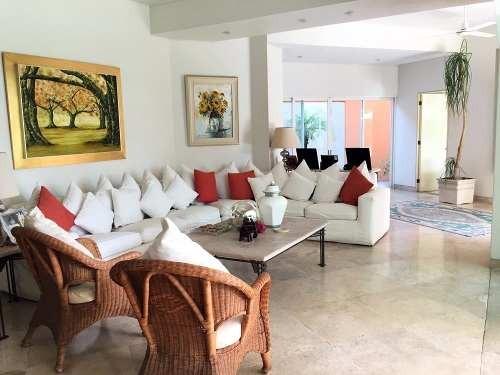 residencia amueblada en residencial sumiya