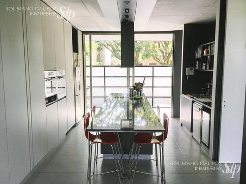 residencia con estilo minimalista en excelente entorno  - v.lopez-vias/maipu