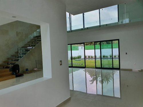 residencia con hermosa vista
