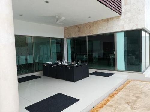 residencia de 1050m2 en residencial del mayab