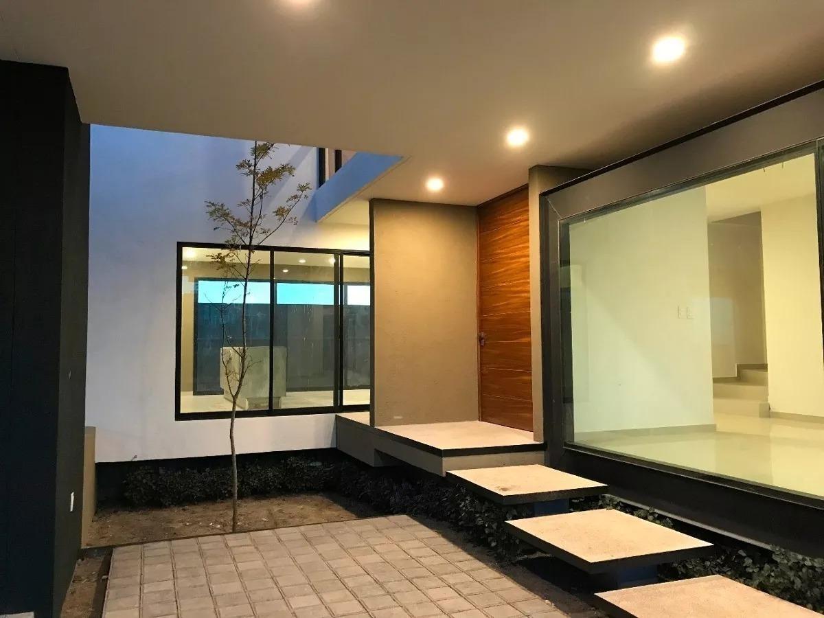 residencia de autor en la condesa juriquilla, roof garden, sótano, jardín, lujo!
