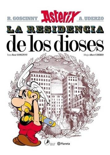 residencia de los dioses,la - asterix 17 - rene goscinny
