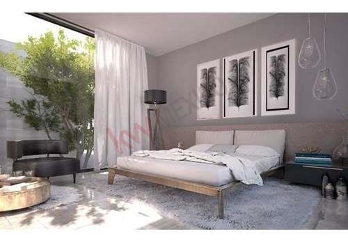 residencia de lujo ravenna 22, en condominio cabo norte totalmente automatizada, alberca con pleno confort y privacidad.