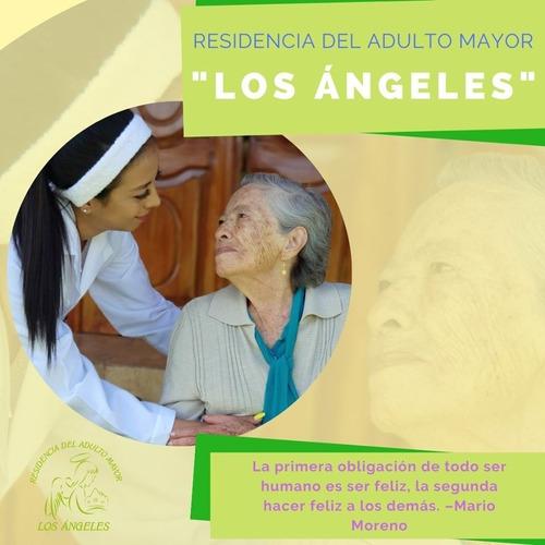 residencia del adulto mayor, asilo de ancianos, geriátrico