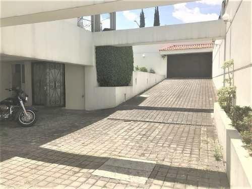 residencia en calle cerrada en jardines del pedregal, álvaro obregón cdmx