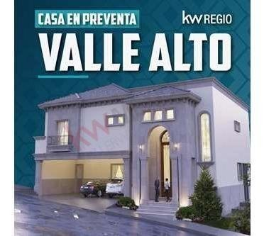 residencia en preventa en valle alto $13,900,000