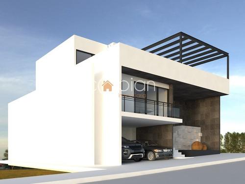residencia en preventa  residencial exclusivo zona la calera