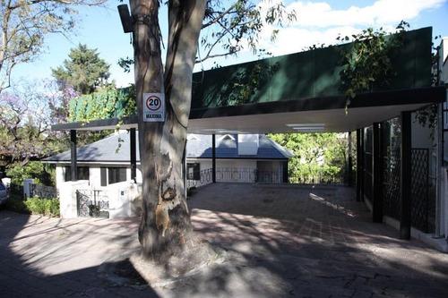 residencia en renta en lomas de chapultepec