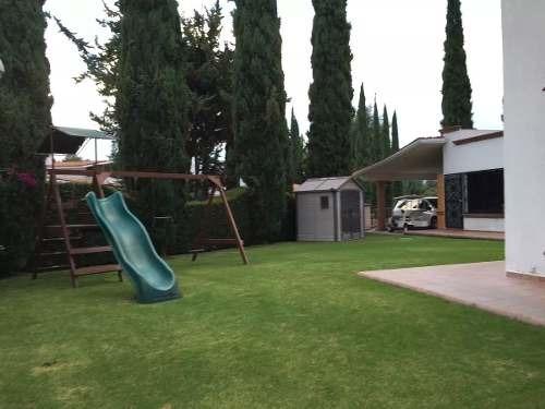 residencia en san gil, club de golf. gran jardín, dobles alturas, lujo total!