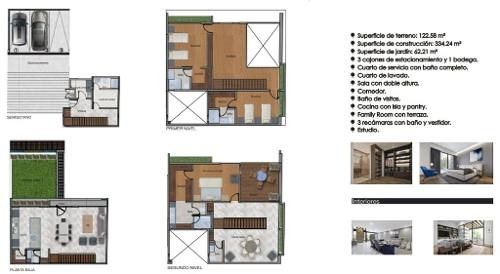 residencia en venta en san jerónimo, magdalena contreras cdmx