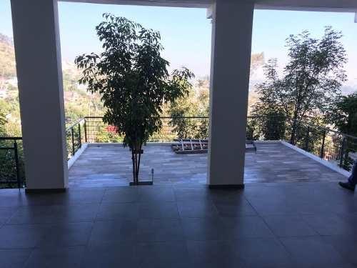 residencia en venta en vista del valle, naucalpan , con 4 recámaras