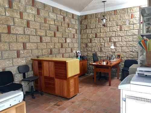 residencia en venta metepec con terreno adicional