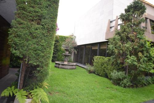 residencia en venta pedregal de san francisco, coyoacan