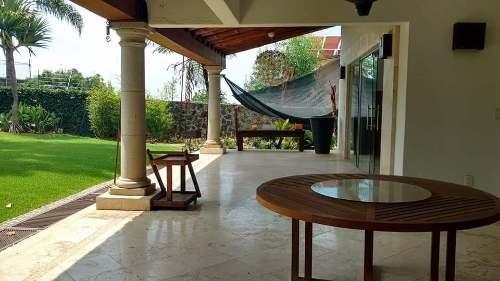 residencia en venta rancho cortés cuernavaca