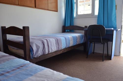 residencia estudiantil / co-living en montevideo