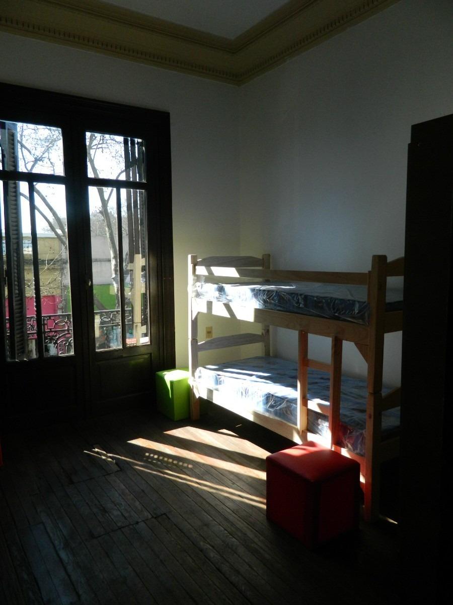 residencia estudiantil mixta !!! fernández crespo y uruguay