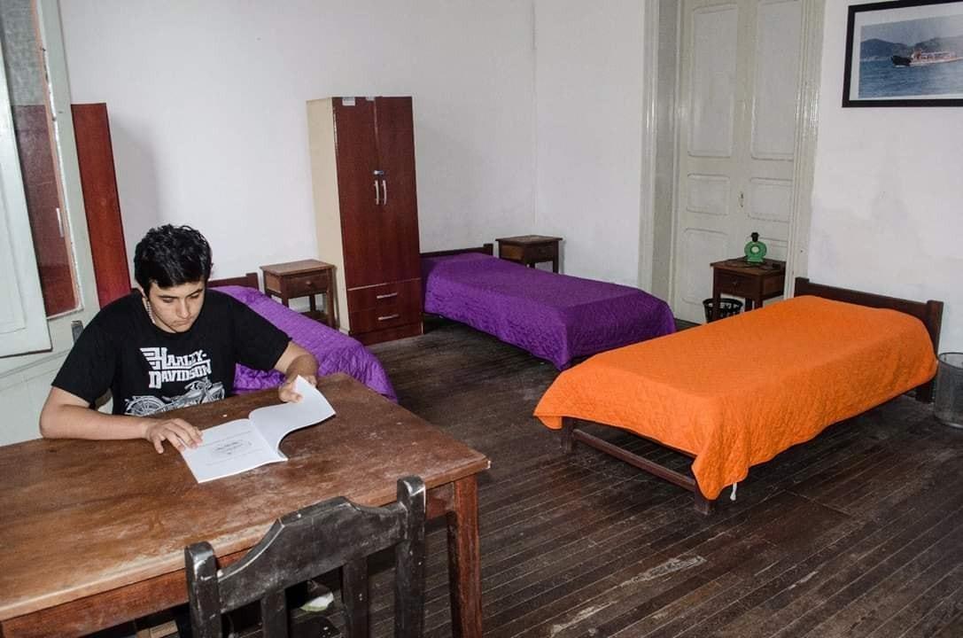 residencia estudiantil serena, en salto,uruguay.