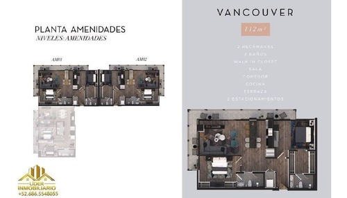 residencia exclusiva en torre cosmopolitan city center , modelo vancouver
